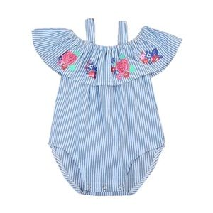 Other - Summer Stripes Onesie